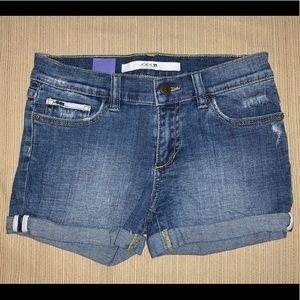 Joe's Girls Jean Shorts